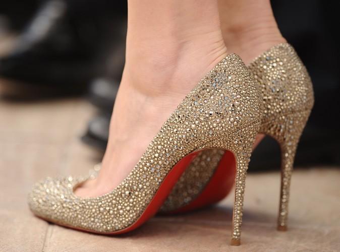 chaussure christian louboutin nabilla