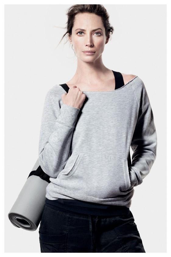 Mode : Christy Turlington Burns présente Wellness by Esprit