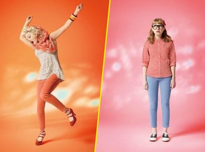 Mode : Cyndi Lauper et Tavi Gevinson s'amusent avec Uniqlo !