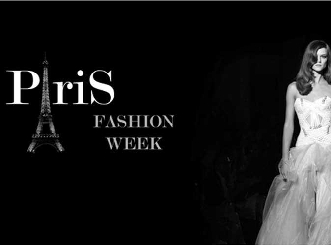 Mode : découvrez le calendrier de la Fashion Week Couture Parisienne Printemps/Été 2013 !