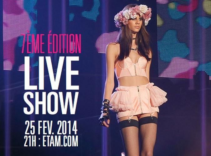 Mode : Défilé Etam 2014 : découvrez les 5 artistes internationaux présents ce soir et suivez le show en direct !