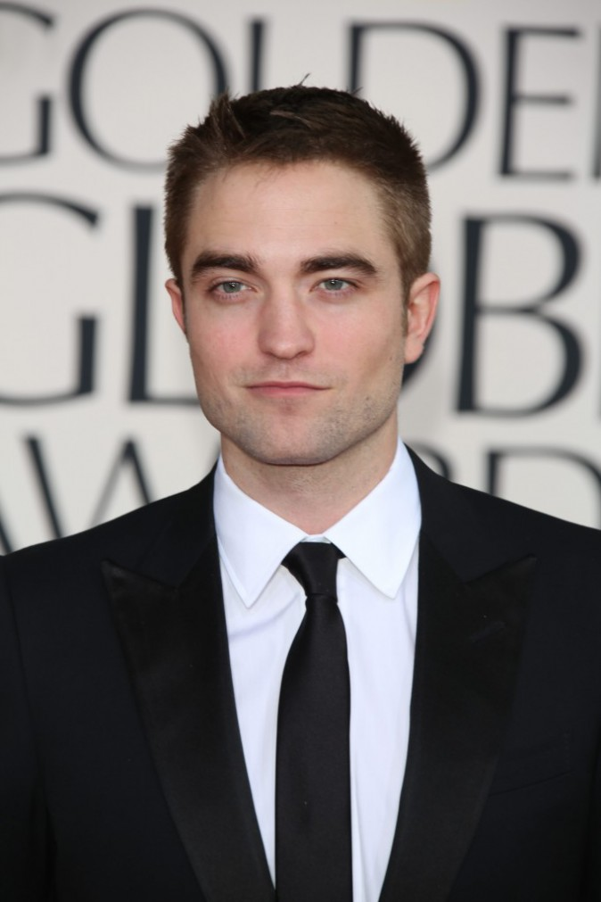 Son ex : Robert Pattinson