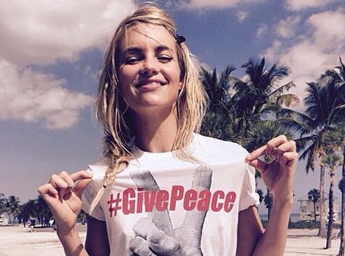 Mode : Elyse Taylor : rayonnante en bikini pour une campagne de bienfaisance !