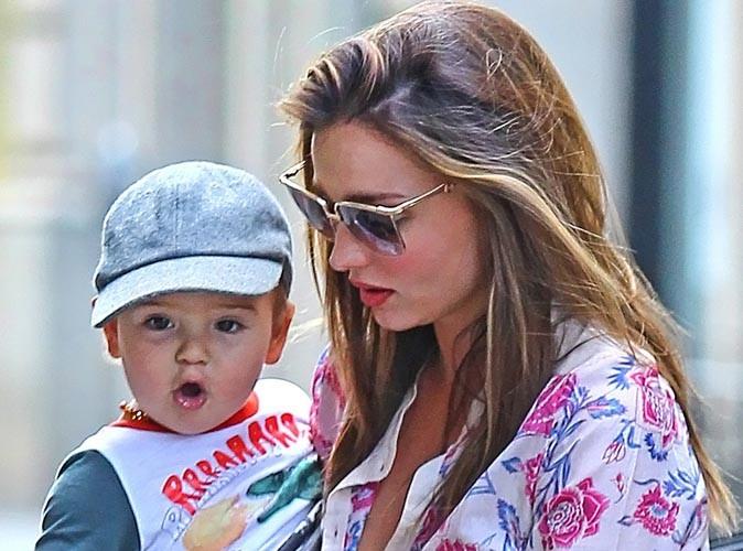 Mode : Flynn, le fils de Miranda Kerr, sur les traces de sa mère ?
