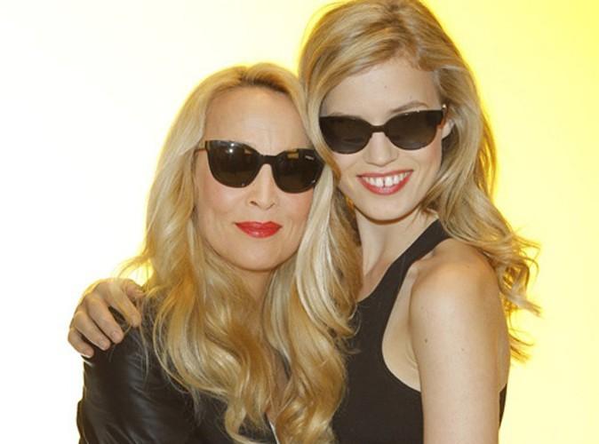 Mode : Georgia May Jagger et sa mère posent ensemble pour une marque de lunettes de soleil !
