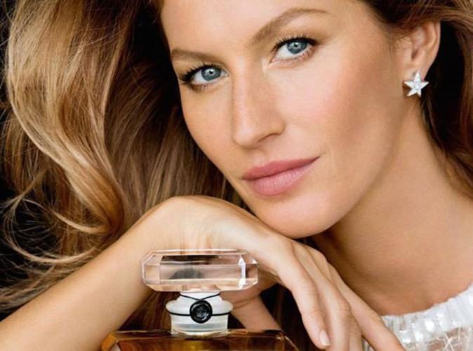 Mode : Gisele Bündchen : captivante dans la campagne Chanel N°5 !