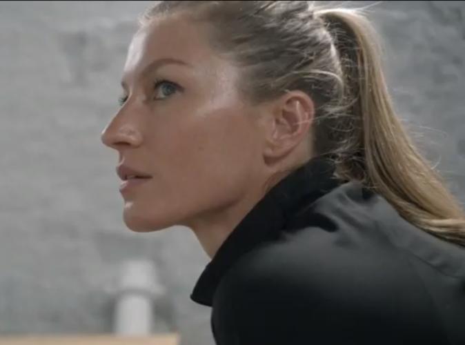 Mode : Gisele Bündchen : elle rejoint son mari Tom Brady chez Under Armour !