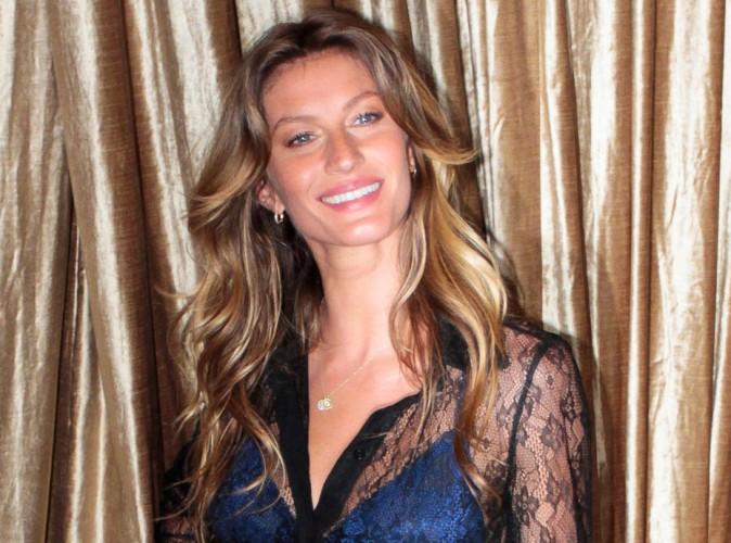 Mode : Gisèle Bundchen : rayonnante dans une interview pour Barneys New York !