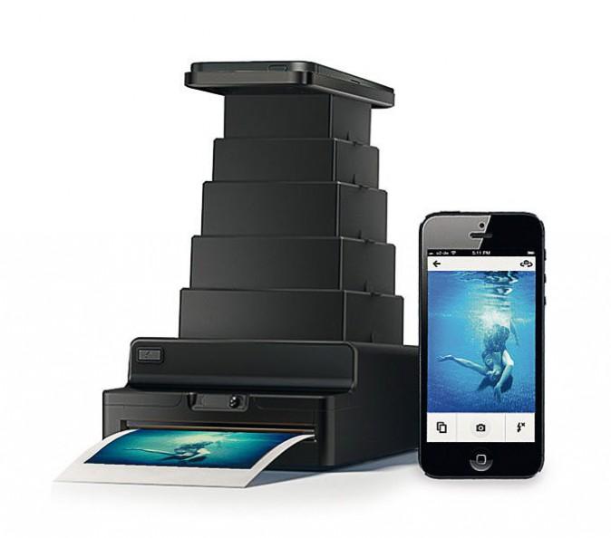 Développeur Polaroid pour iPhone, Le Bon Marché 299€