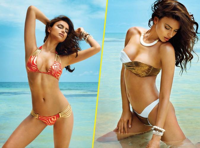 Mode : Irina Shayk : ultra-bouillante pour la nouvelle campagne Beach Bunny ! (Réactualisé)