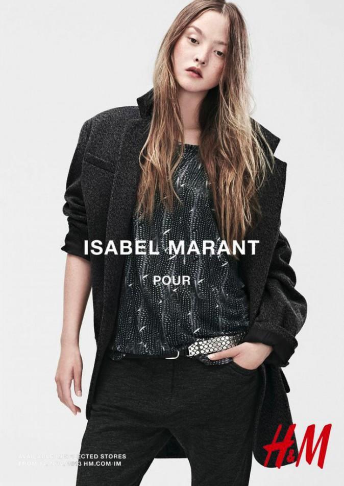 Devon Aoki pour Isabel Marant x H&M
