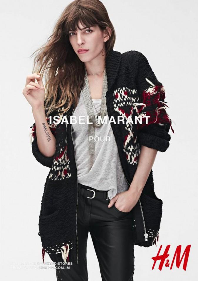 Lou Douillon pour Isabel Marant x H&M