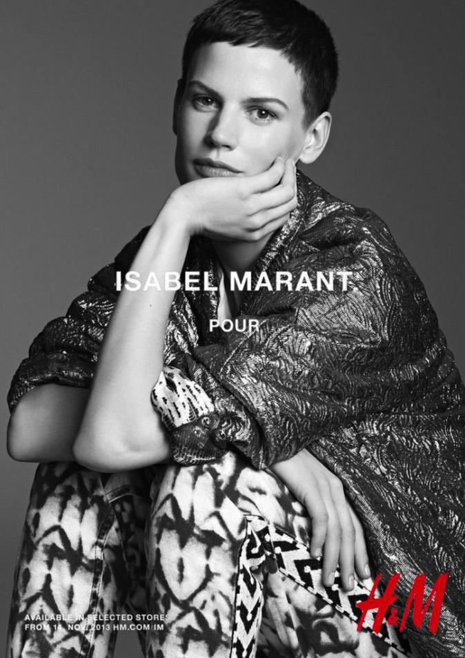 Saskia de Brauw pour Isabel Marant x H&M