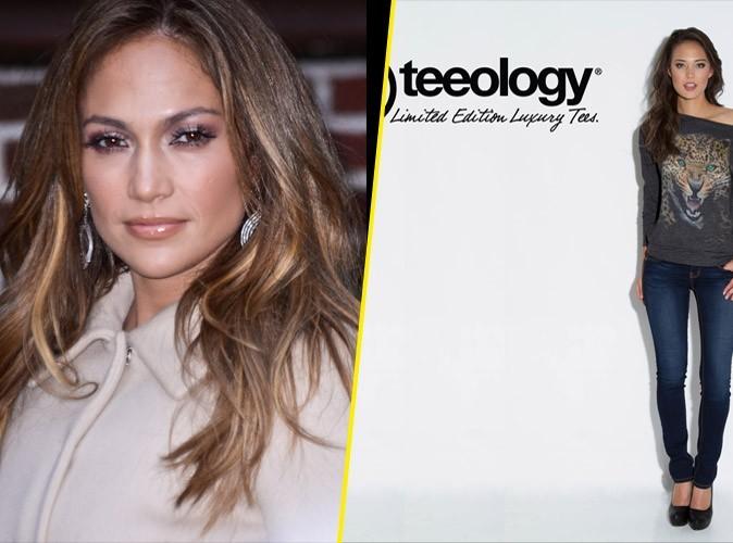 Mode : Jennifer Lopez lance un site de T-shirts de luxe !