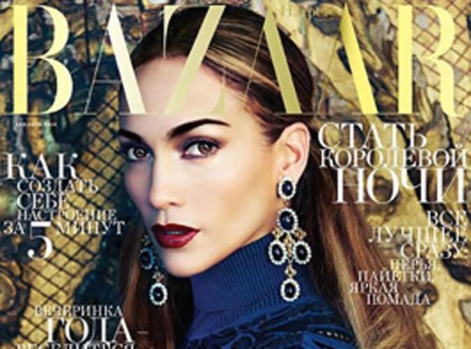 Mode : Jennifer Lopez : une reine tout droit sortie d'un conte de fée pour Harper's Bazaar Russie !