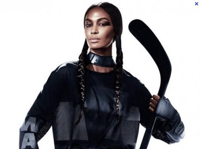 """Mode : Joan Smalls, Raquel Zimmermann et Isabeli Fontana : elles se la jouent """"Tom Raider"""" pour Alexander Wang x H&M !"""