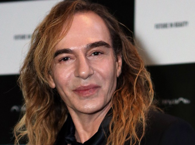 Mode : John Galliano : un retour en force ?!!