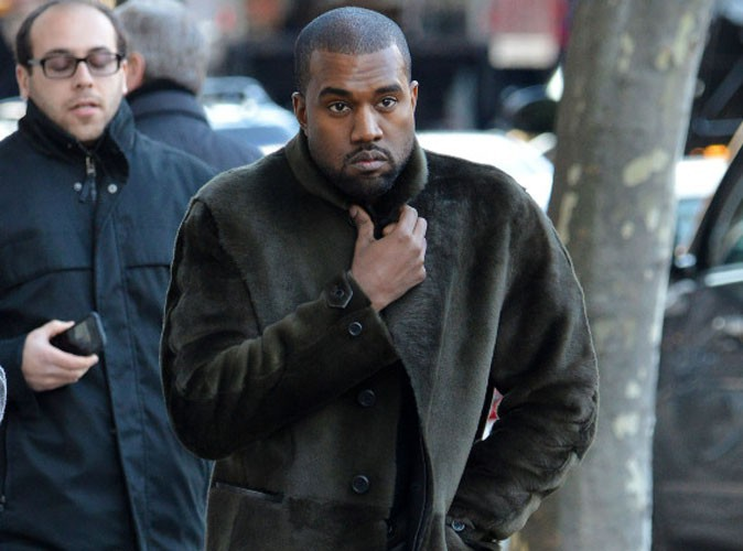 "Mode : Kanye West sur ses ambitions fashion : ""Je vais devenir encore plus influent que Walmart !"""