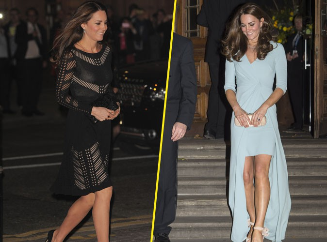 Mode : Kate Middleton : critiquée pour des jupes trop courtes, elle revient avec... du plus court !