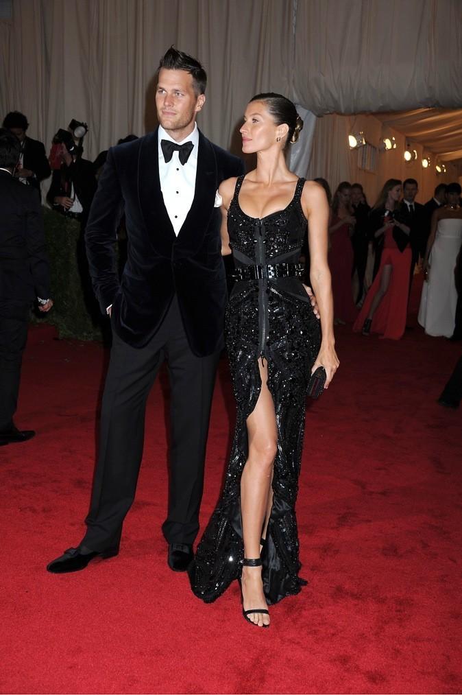 Tom Brady, le mari de Gisèle Bundchen les suit de très près !