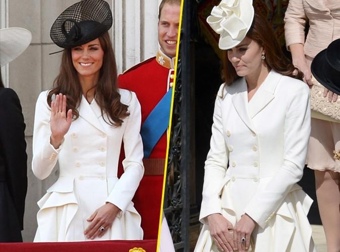 """Mode : Kate Middleton """"recycle"""" son manteau Alexander McQueen mais est toujours aussi canon !"""