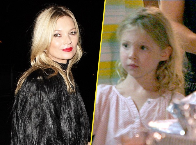 Mode : Kate Moss et sa fille lancent une collection de vêtements !