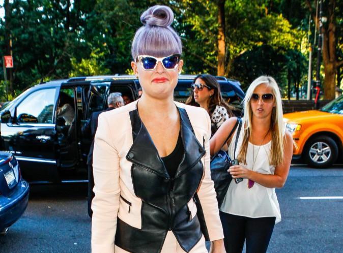 """Mode : Kelly Osbourne : """"le monde de la mode n'écoute pas ce qu'une fille enrobée a à dire !"""""""