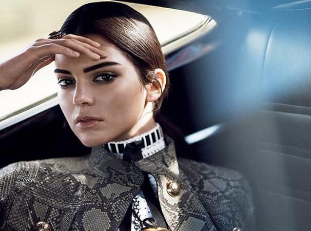 Mode : Kendall Jenner : une beauté envoûtante pour Vogue Magazine !