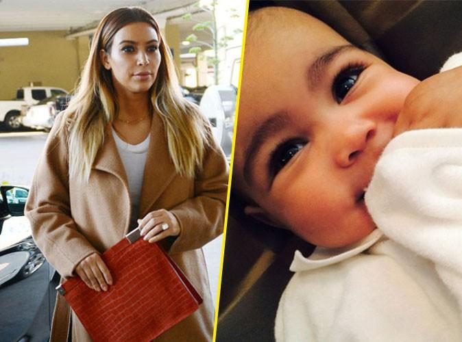 Mode : Kim Kardashian : que du Dior et du Versace pour sa fille à Noël... North, une enfant trop gâtée ?
