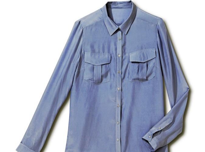 Mode : la chemise blouse revient en force !