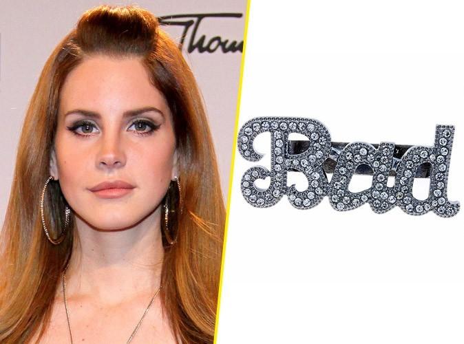 Mode : la mise au poing de Lana Del Rey !