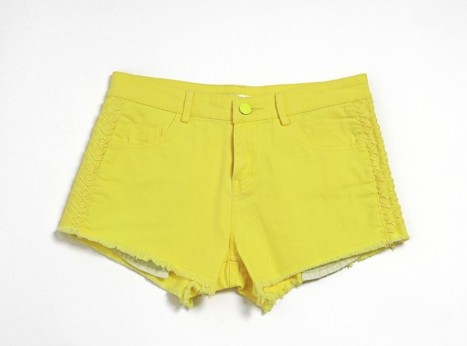 Short en coton, Sunshine, 25 €