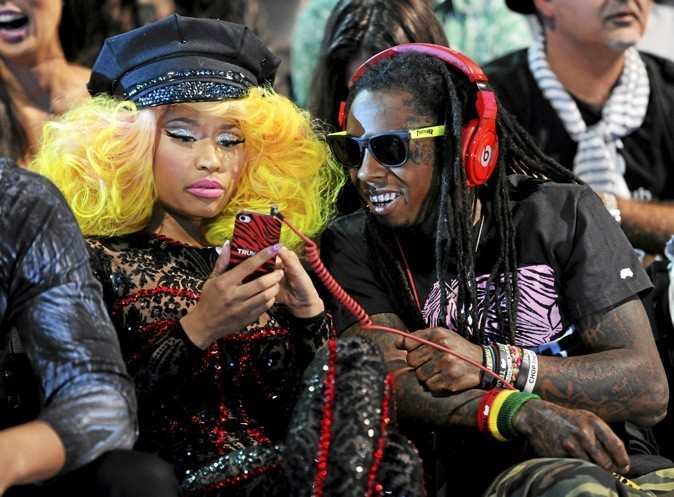 Nicki Minaj et Lil' Wayne discutent entre deux tweets !