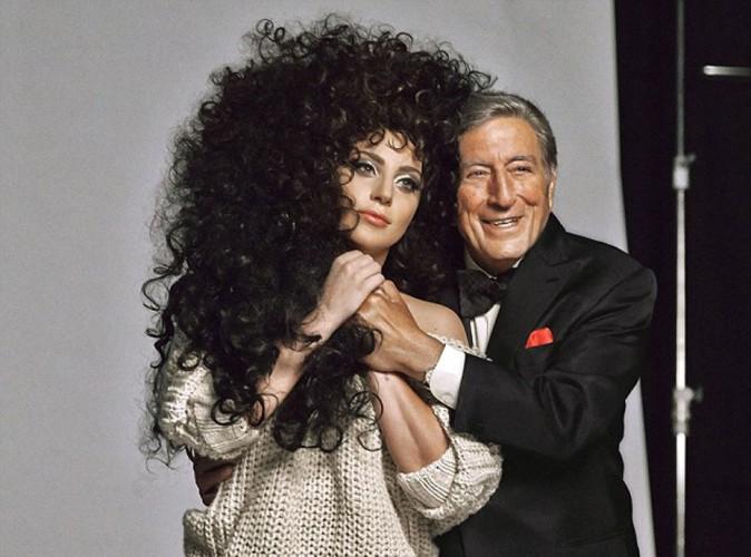 Mode : Lady Gaga et Tony Bennett : réunis pour la campagne TV de Noël d'H&M !