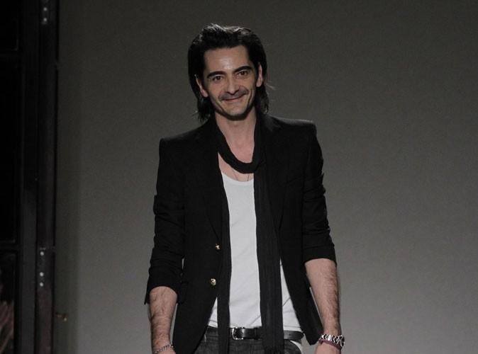 Mode : Le directeur artistique de Balmain Christophe Decarnin se retire !