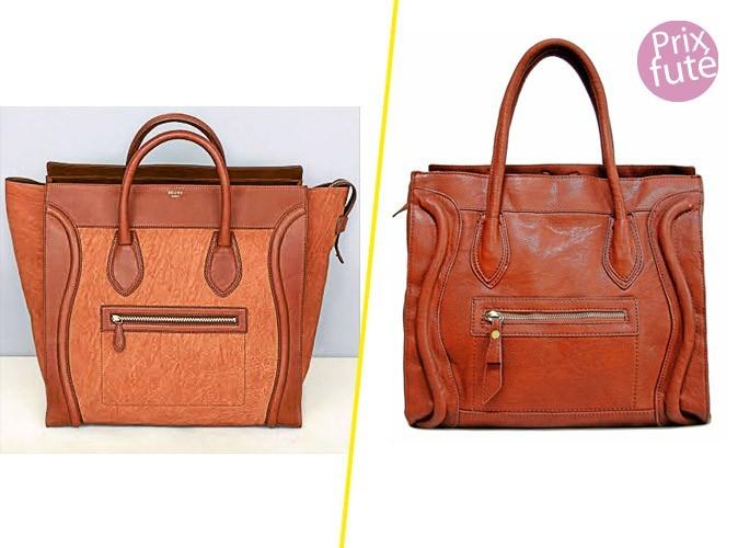 Mode : le Luggage de Céline à prix futé !
