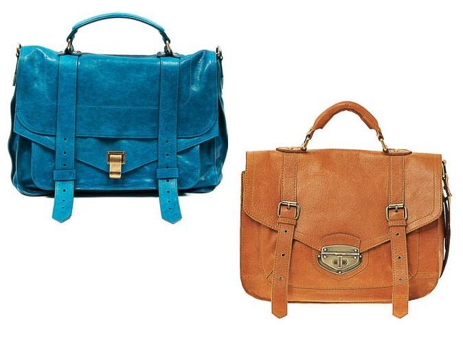 Mode : le sac PS1 de Proenza Schouler en moins cher !