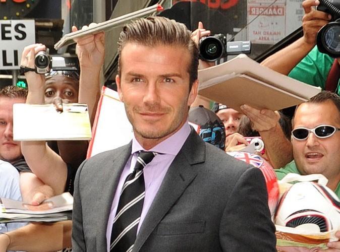 Mode : les dessous de David Beckham chez H&M !