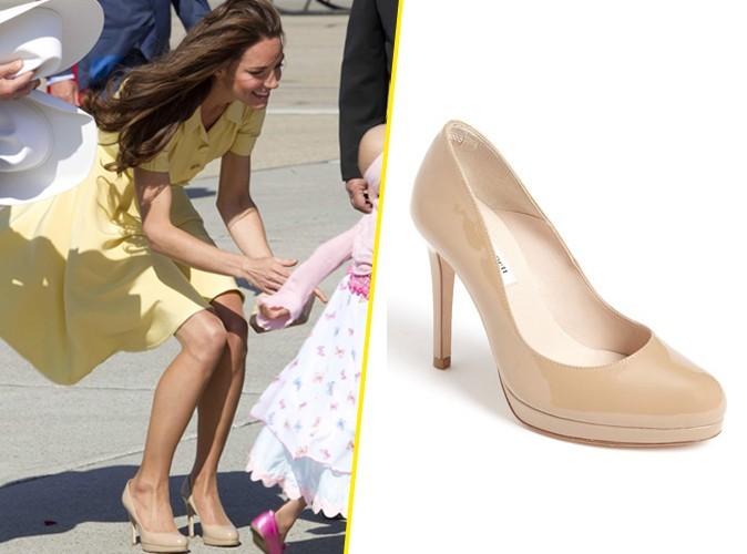 Mode : les escarpins de Kate Middleton en vente !