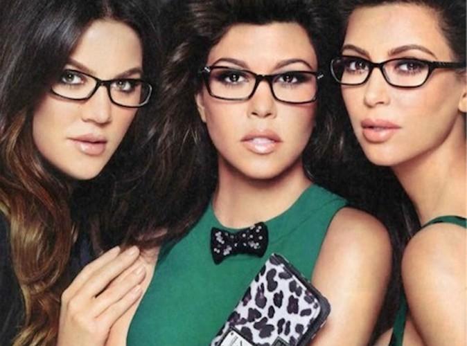 Mode : Les soeurs Kardashian lancent une collection de lunettes !