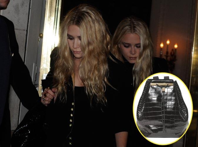 Mode : les soeurs Olsen créent un sac à 30 000€ !