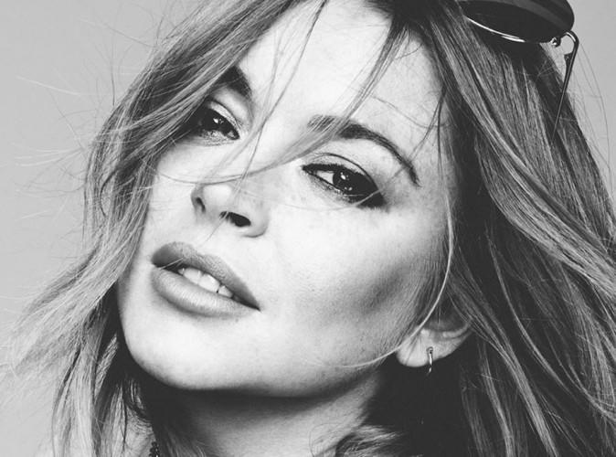 Mode : Lindsay Lohan : Topless pour Hunger Magazine, elle revient sur son passé !