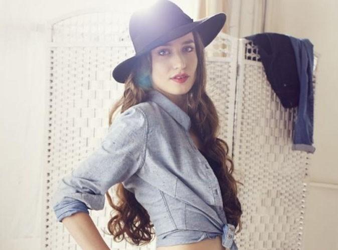 Mode : Lizzie Jagger égérie des nouveaux jeans hydratants et anti-cellulite de Wrangler !