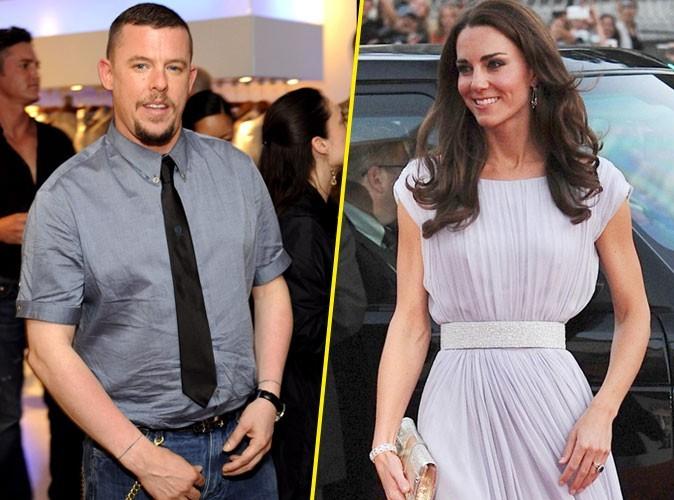 Mode : Londres, nouvelle capitale de la mode grâce à Kate Middleton et Alexander McQueen !