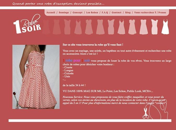 Mode : louez une robe le temps d'une soirée !