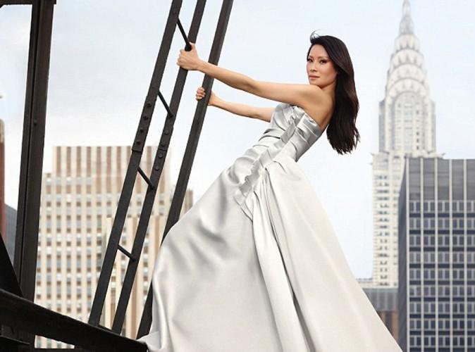 Mode : Lucy Liu : nouvelle égérie vertigineuse pour les hôtels Mandarin Oriental !