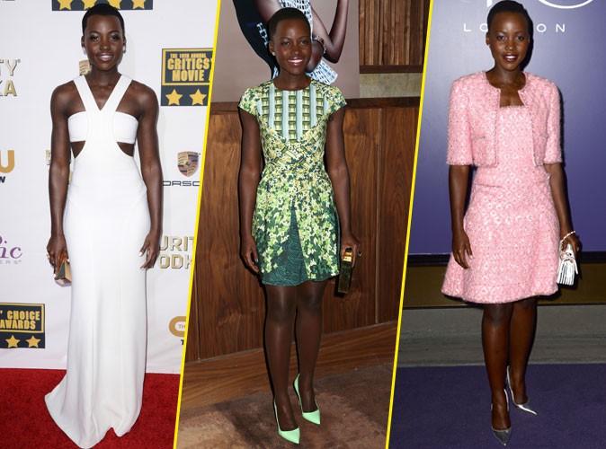 Mode : Lupita Nyong'o : la it-girl du moment ne connaissait rien à la mode il y a un an !