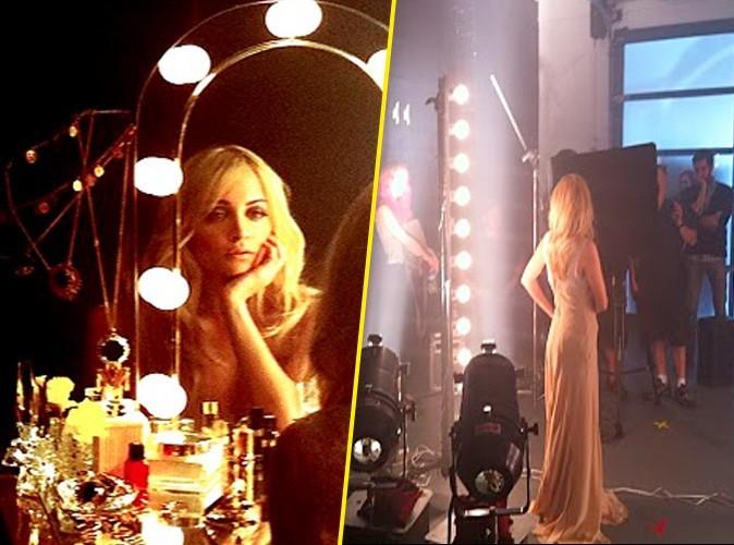 Mode : Making of du video shoot de Nicole Richie pour House of Harlow !