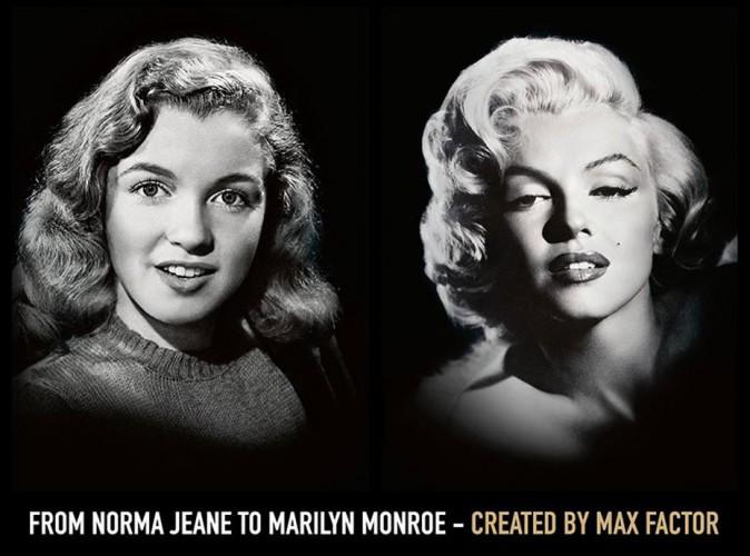 Mode : Marylin Monroe : l'icône hollywoodienne devient égérie Max Factor !