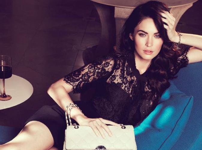Mode : Megan Fox : exit la bombe torride, place à la femme fatale !